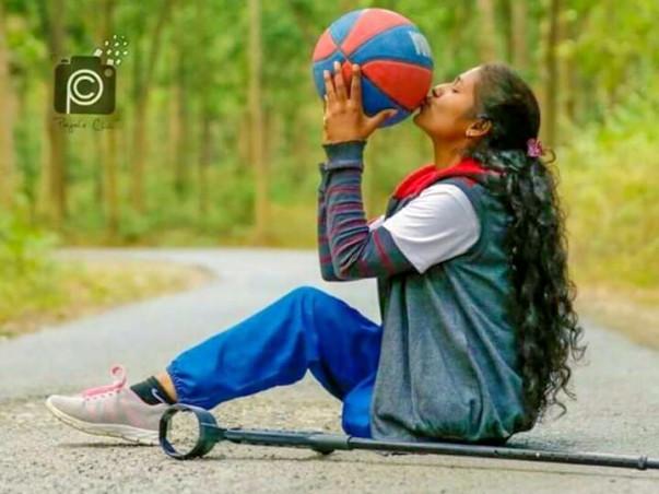 Help me represent India at WheelChair Basketball Championship