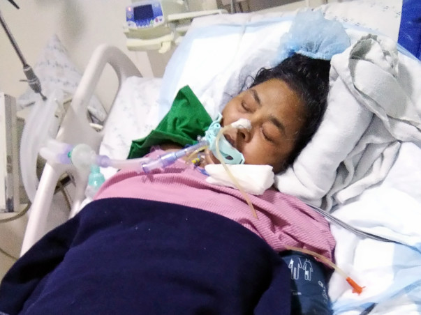 Help Asha Bhalerao from Brain problem and High Sugar