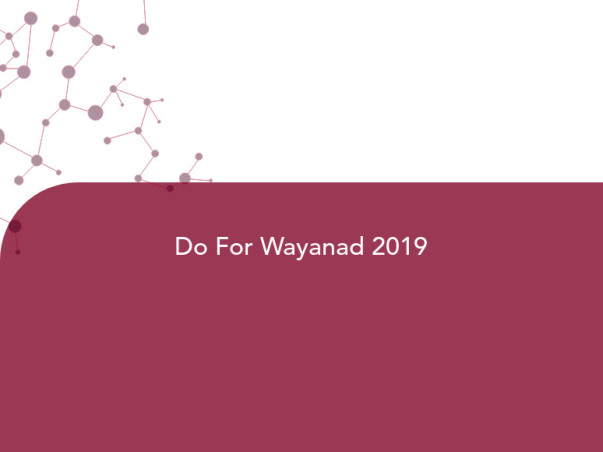 Stand With Wayanad 2019