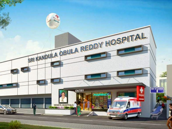 Kandula Obula Reddy Charitable Trust Hospital
