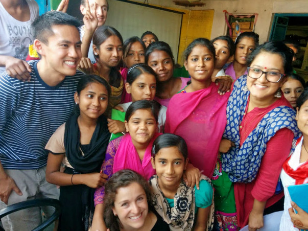 Support the Dreams of Young Girls from a Delhi Slum