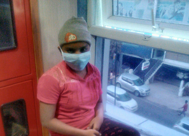 Help 13-Year-Old Rupa Fight Cancer