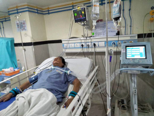 Support Virendra Gupta To Recover!