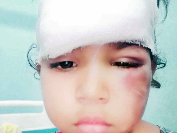 Help Vishnupriya recover from accident