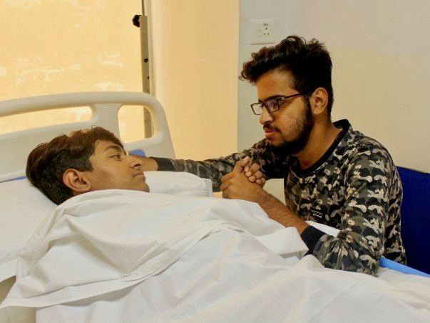 16-year-old Needs Blood Every 3 Days Just To Stay Alive