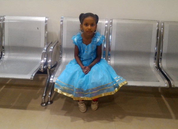 Help Pooja undergo a surgery to recover from Congenital Heart Disease