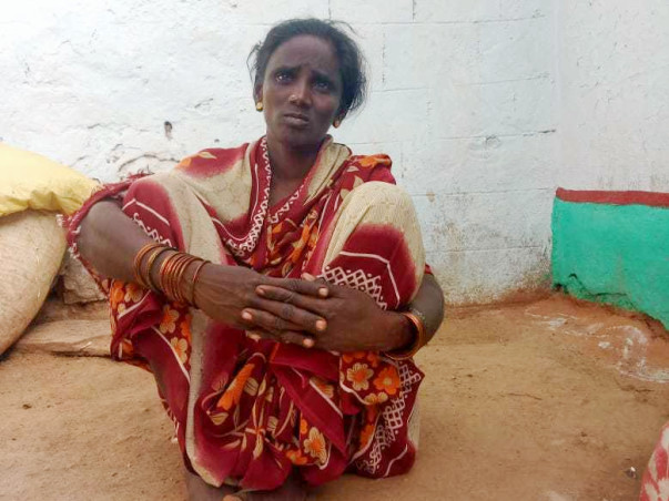 Help Laxmi Vadla Fight Against her health problem and children care