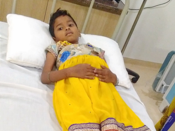 Ramya's 8th Birthday Could Be Her Last Without A Liver Transplant
