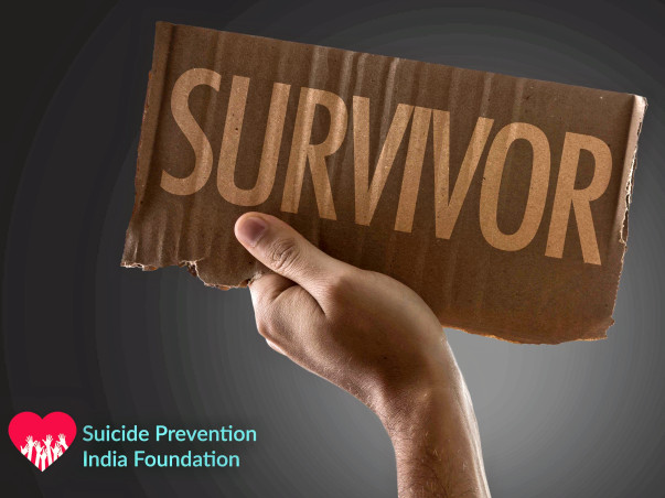 Help prevent suicides. Support Suicide Prevention India Foundation.