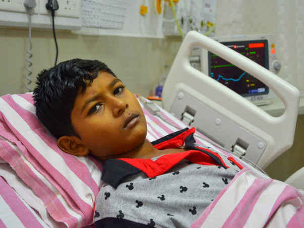 Help 9-year-old Bose Nanda Get A New Heart