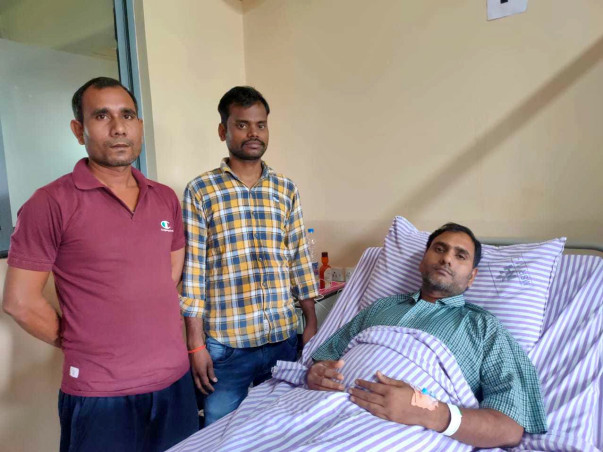 Help Shyam for his Heart Transplant