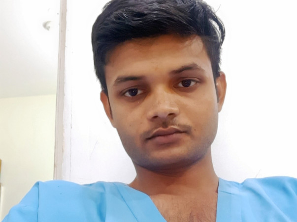 Hey! Its Vikas, help me to walk and run again.donate for my treatment
