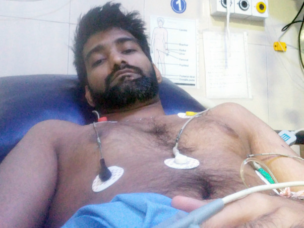 Help Dilip Recover From Spinal Cord Injury