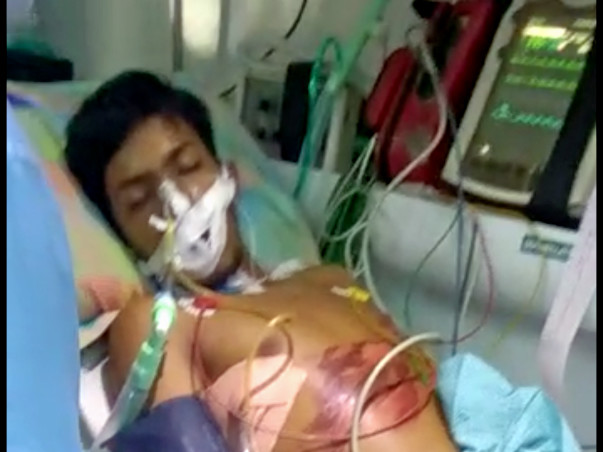 Help to save Vishal's life