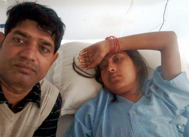 Help a mother to pay for her kidney transplant