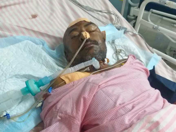 Help 35-Year-Old Narayanan Recover From Road Traffic Accident