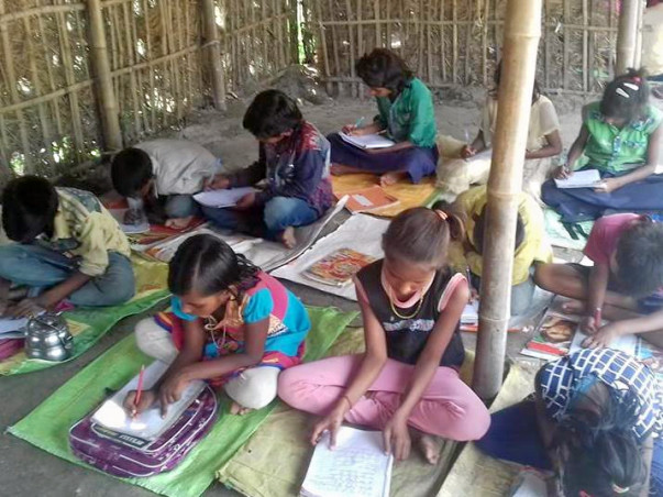 Donate Free Higher Education and Foods to poor Underprivileged Student