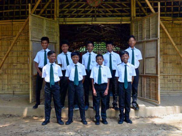 Help Build A Hostel Room in Akshar Forum School