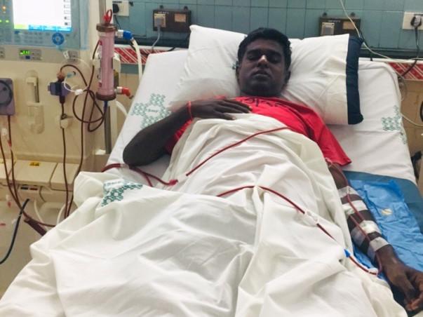 Help Lakshman fight Kidney Transplant