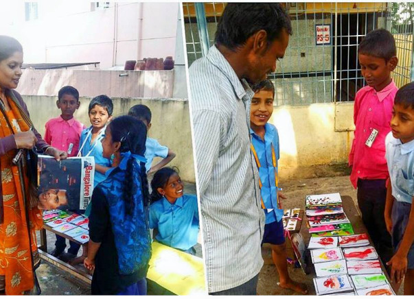 Help Us Educate Poor Kids In INDIA (Unique Mobile Platform Approach)