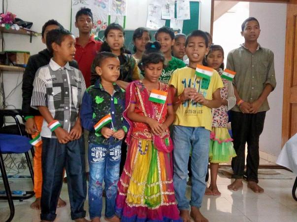 Help underprivileged children to get formal Education, Bengaluru