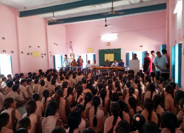 Literary Festival for Government School Kids