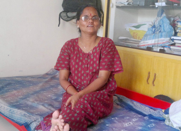 Help my mom Amudha to fight gallbladder cancer