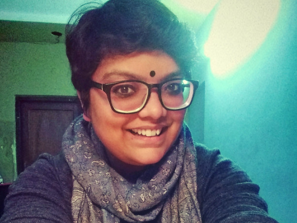 Help Shreya Mazumdar study Peace studies at Trinity College, Dublin