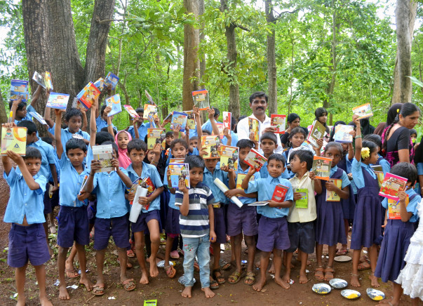 Poor Village School Students Need Your Support