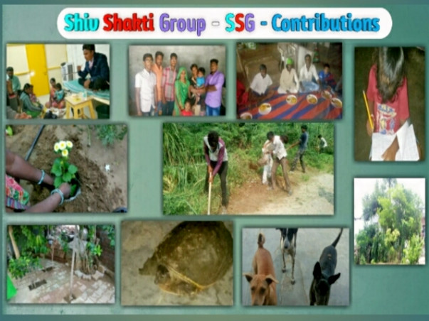 Help us help the poor, protect the environment and maintain sanitation