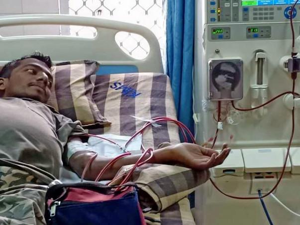 Help Vinay Undergo Kidney Transplantation