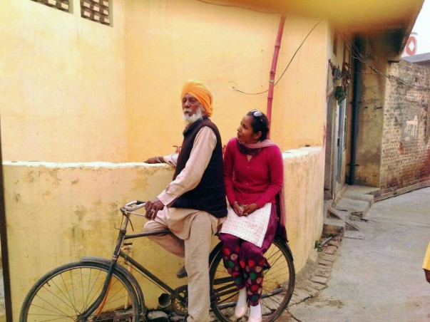 Chasing Memories: Documenting Stories of Partition
