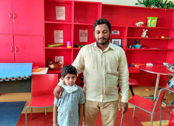 Help Little Sayed Undergo a Bone Marrow Transplant