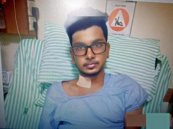 Help Arun For Heart Transplantation