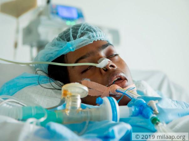 Help Hiba Fight Acute Liver Failure