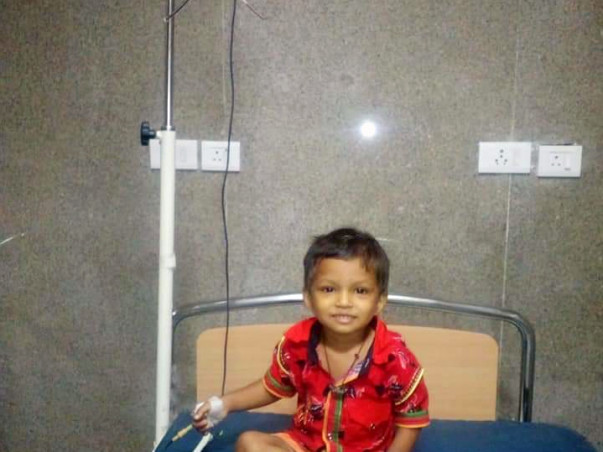 Help 2-Year-Old Person For Bone Marrow Transplant