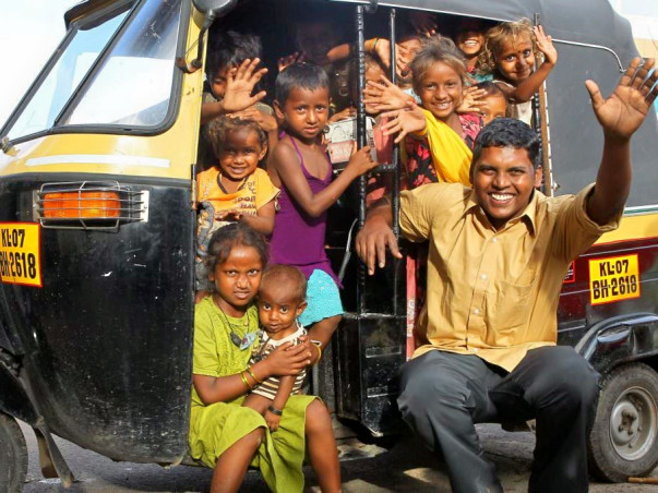 Help Auto Murugan Build a Home for Street Children