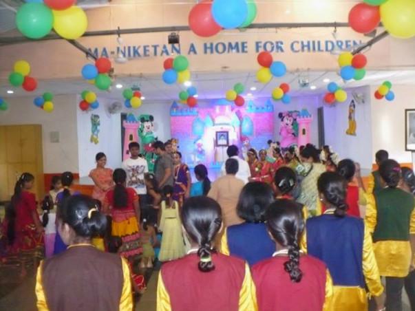 I am fundraising for celebration cum dinner for orphan kids