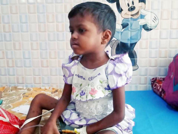 Help Nilmoni Kurmi to Fight Cancer