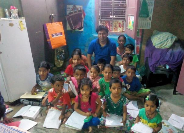 Help Educate 200 Children In Radhanagar, Bokaro, Jharkhand