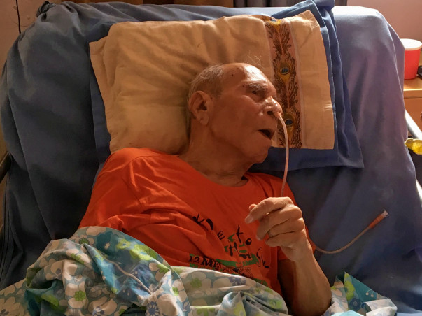 Help Mr. Hasan Kidwai to save his life from Paraplegia