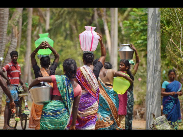 Help The Victims of Gaja Cyclone get access to clean drinking water