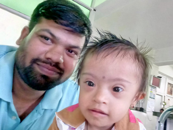 Help Rudraksha Fight Heart Defect
