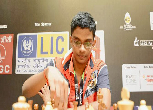Help Grand Master S.L. Narayanan to take part in international chess