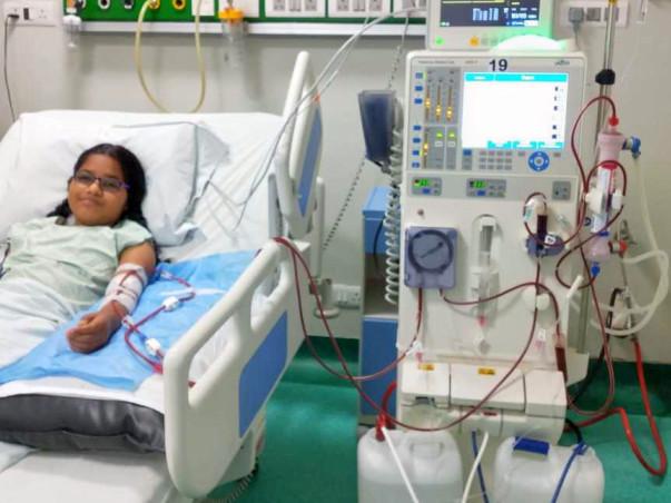 15 years old Jayashree needs your help fight Kidney transplantation