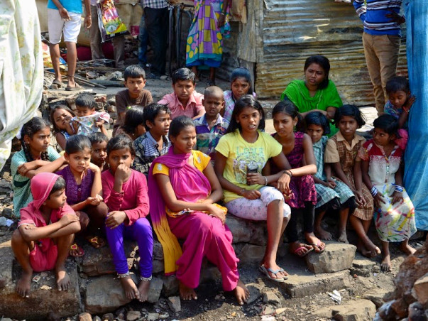 Help 350 kids go back to school after fire destroys their homes