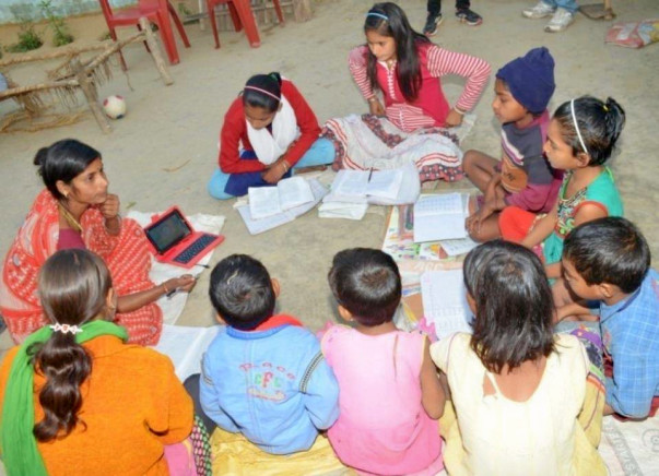 Support education of children in extremism affected areas