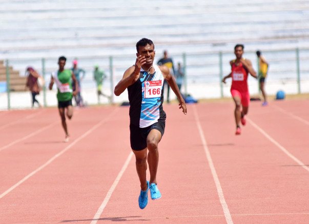Help Tarun Win A Gold At The Olympics 2020 And Make India Proud