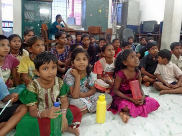 Help Aruwe Educate the Less Privileged - Saverina's Arangetram