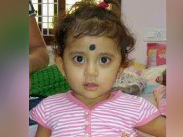 Help 1yr old baby Sadhana from severe profound hearing loss